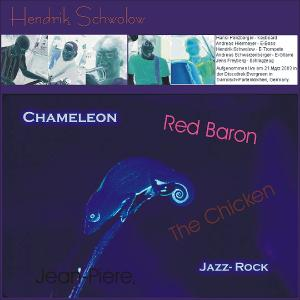 Jazz Chamäleon Big Band Jazz-CD Hendrik Schwolow