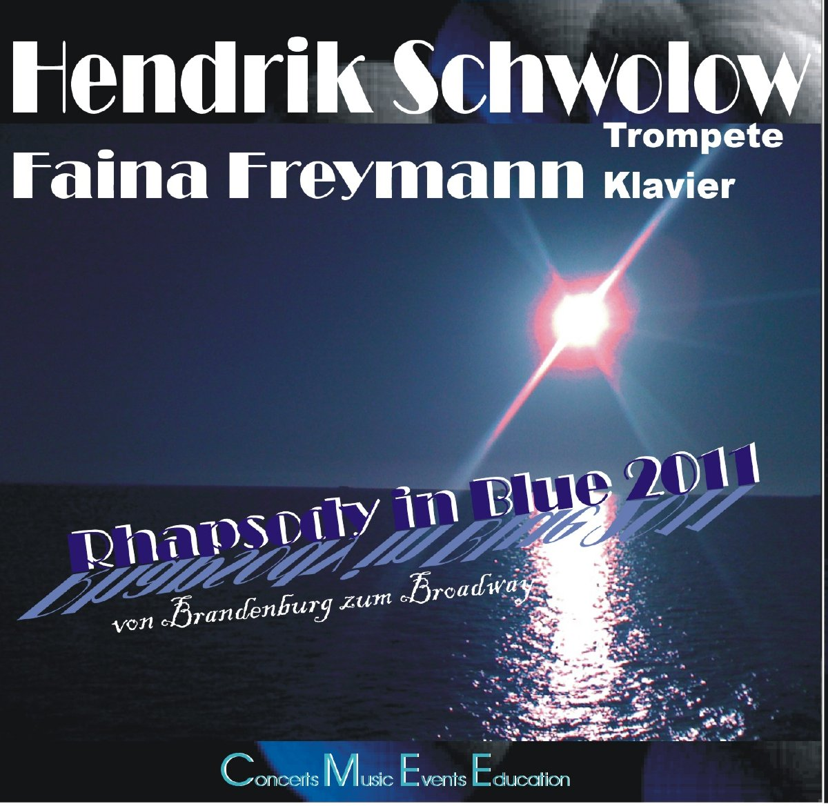 Klassik Rhapsody in blue 2011-CD Hendrik Schwolow