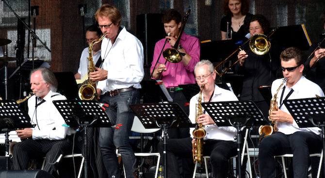 Hendrik Schwolow Big Band Sax2