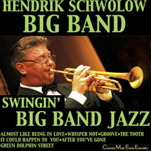 Big Band Jazz Swingingg´-CD Hendrik Schwolow klein
