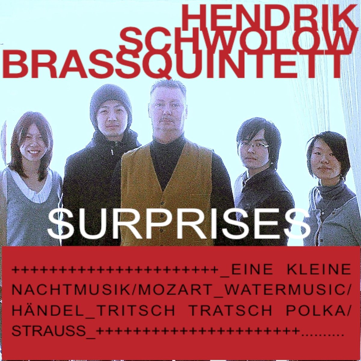 Brass Surprise Hendrik Schwolow